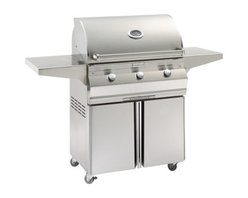 Fire Magic - Choice C540s1T1N96 Stand Alone NG Grill - C540 Stand Alone GrillC540s Features:Heavy-gauge tubular stainless steel burners