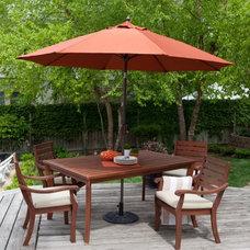 Contemporary Outdoor Umbrellas by Hayneedle