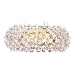 Zuo Modern - Zuo Modern Stellar Clear Ceiling Lamp -