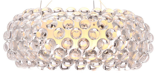 Eclectic Ceiling Lighting by purehome