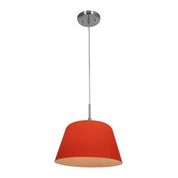 Access Lighting - Access Lighting 50170 Aire 1 Light Pendant - Specifications: