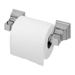 American Standard - American Standard 2555.061.295 Town Square Toilet Tissue Holder, Satin Nickel - American Standard 2555.061.295 Standards 2555061 Town Square Toilet Tissue Holder, Satin Nickel. This toilet paper holder features a durable brass construction, and a concealed mounting, giving you a quick, clean installation.