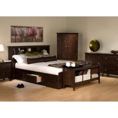 contemporary beds Platform Bed