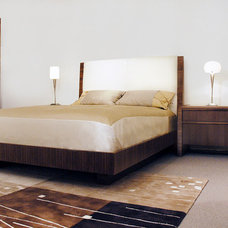 Contemporary Beds by Cliff Young Ltd.