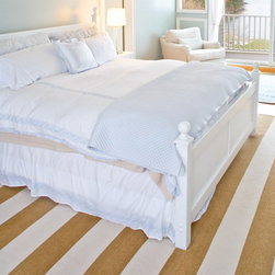 Celia Bedilia Designs Coastal Maine Beds - Beadboard Maine Made Beds-Liz Donnelly Photographer
