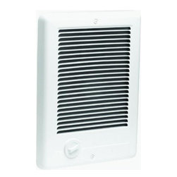 CADET - COMPAK PLUS FAN HEATER 1500W - The Com-Pak Plus is our most popular in-wall fan forced heater. This is an economical choice that includes our highly regarded safety components. These heaters are perfect for small or large areas needing the dispersed heat created by multiple heaters. | 1500 W heater at 240 V | Includes built-in thermostat | Primary thermal safeguard: robust, heavy duty high temperature manual power reset | Secondary thermal safeguard: over temperature one-time thermal device | Nichrome coil element for quick heat | White grill