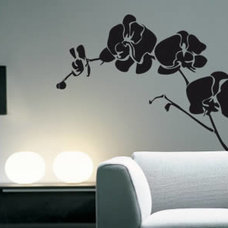 Contemporary Wall Decals by Dezign With a Z
