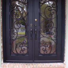 Front Doors by Lidia M. Luna At Forge Iron Designs