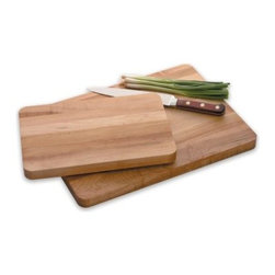 J K Adams Pro-Classic Cutting Board - Large - This J K Adams Pro-Classic Cutting Board – Large is part of the J.K. Adams line of professional-quality boards designed to be simple, clean, and functional - no bells or whistles, just mineral-oiled maple in a classic design. This traditionally styled board features contoured edges for handling comfort, and is adaptable to any kitchen task, from cutting and chopping to dining room service of fruits and cheeses.About J.K. Adams J.K. Adams has been designing, manufacturing, and distributing wood products from Dorset, Vermont, since 1944. Their philosophy can be summed up by the three short phrases painted on large signs hanging from the factory ceiling: Quality First. Production Next. Safety Always. Judging from the company's longevity and success, this business model works. Each J.K. Adams product begins with the finest Northeastern kiln-dried lumber. By combining functionality, aesthetics, and quality manufacturing techniques, the company creates exceptional wooden products that last a lifetime.