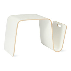 Mag Table - This classic piece is so clever and versatile. I just convinced myself that I need this one.