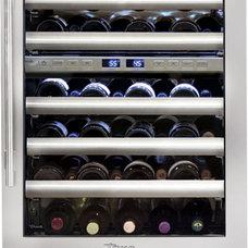 Contemporary Wine Racks by True Residential