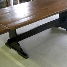 Traditional Dining Tables by ECustomFinishes