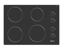 "Dacor Renaissance 30"" Induction Cooktop, Black 
