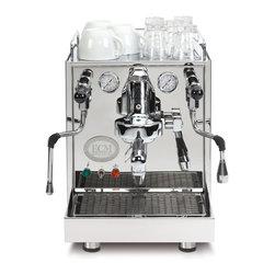 ECM - ECM Mechanika IV Espresso Machine - Overview