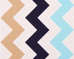 chevron zig zag fabric Shaded Chevron Sporty Riley Blake - beige Chevron stirpe fabric from the USA with zig zag pattern