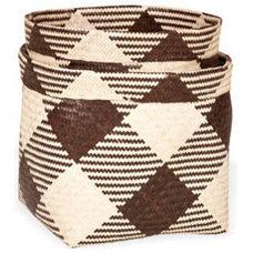 Modern Baskets by ZARA HOME