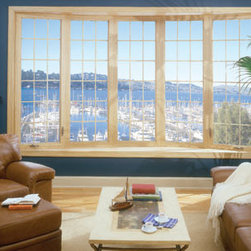 Online shopping for furniture decor and home for Energy efficient bay windows
