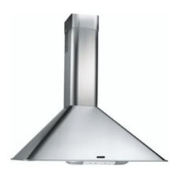 """Broan - Elite RM503604 36"""" Wall Mounted Chimney Style Hood with 270 CFM Internal Blower - The Broan RM503604 Rangemaster 36 Wall Mounted Chimney Style Hood with Ductless Option in Stainless Steel combines European design with tremendous value to meet the requirements of todays conventional appliance and kitchen styles Its 270 CFM centrifu..."""
