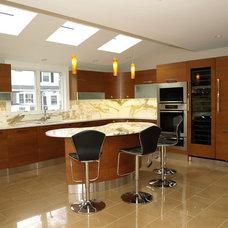 Contemporary Kitchen by Dolce Vita Kitchen and Bath