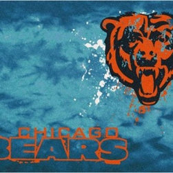 Milliken Rugs - Milliken NFL Team Fade Chicago Bears 3'10 x 5'4 Rectangular Rug - Milliken Floor Covering is part of Milliken one of the largest privately held companies in the world. Milliken is an innovation company that has been exploring discovering and creating ways to enhance people's lives since 1865. Their community of innovators has developed one of the larger collections of United States patents held by a private U.S. company. With expertise across a breadth of disciplines including specialty chemicals floor covering and performance materials they work around the world to add true value to people's lives improve health and safety and help make this world more sustainable.