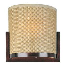 ET2 - ET2 E95080-101OI Elements 1-Light Wall Sconce - ET2 E95080-101OI Elements 1-Light Wall Sconce