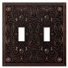 Traditional Switchplates by Home Depot