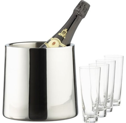 Modern Cocktail Shakers And Bar Tool Sets by Homestyled