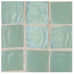 Solare in Mint Mosaic -