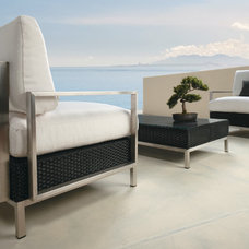Contemporary Outdoor Chairs by Lloyd Flanders