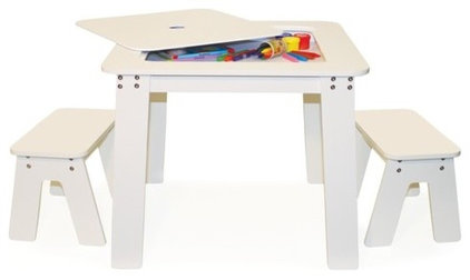 contemporary kids tables by AllModern