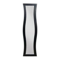 Bassett Mirror - Bassett Mirror Silhouette Cheval Mirror - Silhouette Cheval Mirror