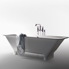 contemporary bathtubs by agapedesign.it