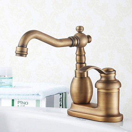 Traditional Bathroom Faucets And Showerheads by Faucetsuperdeal.com
