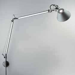 Artemide - Artemide   Tolomeo Wall Light - Design by Michele De Lucchi and Giancarlo Fassina.