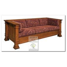 Craftsman Sofas by Green Craftsman Designs, Inc.