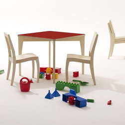 Beck To Nature sixkid KIDS TABLE - Beck To Nature sixkid KIDS TABLE