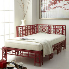 Asian Day Beds And Chaises Asian Day Beds And Chaises