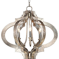 mediterranean chandeliers by Lamps Plus