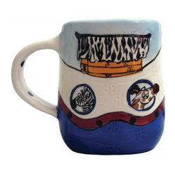 WL - 4.25 Inch Drink Up Noah's Ark Mug 14 Ounces Ceramic Drinkware - This gorgeous 4.25 Inch Drink Up Noah's Ark Mug 14 Ounces Ceramic Drinkware has the finest details and highest quality you will find anywhere! 4.25 Inch Drink Up Noah's Ark Mug 14 Ounces Ceramic Drinkware is truly remarkable.