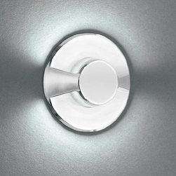 """Kania LED - Kania LED Nami 2 recessed light - The Nami 2 recessed light has been designed by the German engineer Martin Kania. The kido LED is available in 3 finishes. Several LED colors are available. Kania redesigned and improved the LED line for professional requirements; the result is the new outstanding LED PRO series solving even the most demanding of tasks. Most of the lights are in stock and ready to ship!  Product description:  The Nami 2 recessed light has been designed by the German engineer Martin Kania. Kaniaexclusively use Power LEDs. Power LEDs are the world's brightest LEDs offering up to 140 lumens per single source and are available in a variety of configurations. The Nami LED is available in 3 finishes. Several LED colors are available. Kania redesigned and improved the LED line for professional requirements; the result is the new outstanding LED PRO series solving even the most demanding of tasks. Most of the lights are in stock and ready to ship!  Advantages   State of the arttechnology Energy efficiency up to 90% No ultraviolet or infrared radiation  Extremely long life, up to 50,000 hours Low-voltage power supply Very low early failure rate Durable High color efficiency 1W or 3W power LED (4W are coming up ) White LED 3300K, 4200K or 5500K Color LED available in red, blue green and amber Power acrylic and glass lenses Timeless design Other finishes and LED colors on request  Details:     Manufacturer:  Kania   Design:   Martin Kania     Made in: Germany   Dimensions:   D/d 1.77"""" x H 0.39"""" x MH 0.83""""   45 mm x H 10 mm x MH 21 mm     Light bulb:   1 x 1W Power LED light      Material   metal, glass"""