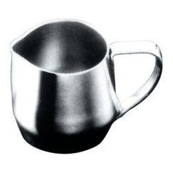 Alessi - Alessi Creamer - Add a little glamour to your morning coffee ritual with this stainless steel creamer. For some reason, half and half just tastes better when you serve it out of something pretty.