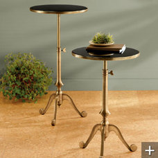traditional side tables and accent tables Telescoping Table