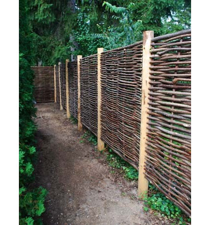 Tropical Home Fencing And Gates by Detroit Garden Works