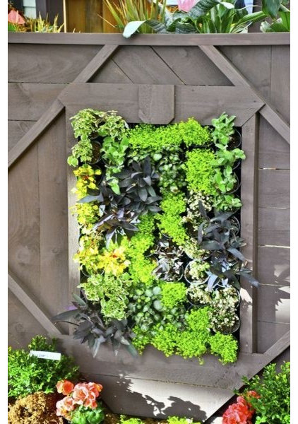 Contemporary Home Fencing And Gates by Bright Green USA