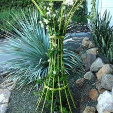 Modern Garden Statues And Yard Art by TerraTrellis