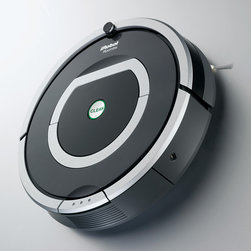 iRobot - iRobot Roomba 780 - Roomba 780 is our premium Roomba offering featuring Dirt Detect Series 2 technology which helps the robot perform concentrated cleaning in the dirtiest areas and ensure the whole floor is thoroughly vacuumed. Roomba 780's state-of-the-art touchpad eliminates buttons and gives you control of the robot at the touch of your fingertips. The Full Bin Indicator lets you know when the dust bin is full and needs to be emptied.