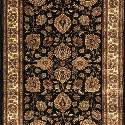 """Home Dynamix - Home Dynamix Rug, Black, 3' 6"""" x5' 2"""" - The Marquis collection from Home Dynamix"""