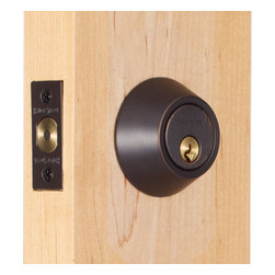 Miseno - Miseno MHDW600-AB Keyed-Entry Single Cylinder Deadbolt Set Aged Bronze - Keyed-Entry Deadbolt Includes: