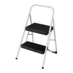 Cosco Office Folding Step Stool Lightweight Design