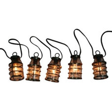 Contemporary Outdoor Rope And String Lights by Target